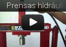 Video prensas hidr�ulicas